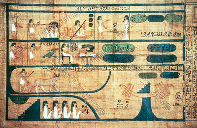 papyrus,Book of the Dead,dodenboek,Le Livre des Morts,Nesy Pa Nfrkr