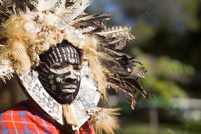Kikuyu,warriors,krijgers,guerrie,Kenya
