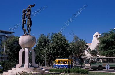Soweto square,plein,plaçe,Dakar,Senegal,Sénégal