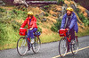 Cyclists on tour - Canada's Gulf Islands in British Columbia - 28-Edit - 72 ppi