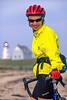 Cyclist at Panmure Island Provincial Park, Prince Edward Island, Canada - 9 - 72 ppi