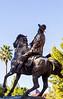 Pancho Villa statue in Tucson, AZ - C3-0197 - 72 ppi