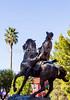 Pancho Villa statue in Tucson, AZ - C3-0195 - 72 ppi