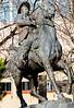 Pancho Villa statue in Tucson, AZ - C1-b-0003 - 72 ppi