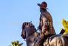 Pancho Villa statue in Tucson, AZ - C3-0207 - 72 ppi