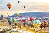Balloons rise at dawn in Cappadocia, Turkey - C3_D5A0079-0079 - 72 ppi