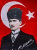 Attaturk poster in Cappadocia, Turkey - C2_D5A1101 - 72 ppi