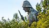Gallipoli - Statue - Turkish soldier-5 - 72 ppi