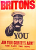 War poster in Gallipoli Battle Museum near Eceabat_D5A1685 - C1 - 72 ppi
