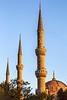Blue Mosque's minaret(s), Istanbul - C2_D5A0376-0376 - 72 ppi
