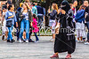 Woman wearing niqab taking a selfie in Istanbul C2_D5A0200-Edit- - 72 ppi