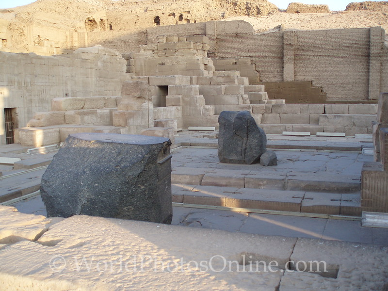 Kom Ombo Temple - Dual Altars of Sobek & Haroeris