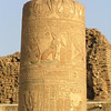 Kom Ombo Temple – Column (with original paint)