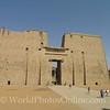 Edfu - Temple of Horus - Main Pylon