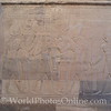 Kom Ombo Temple - Ptomlemy XII presented by Isis to Raettawy