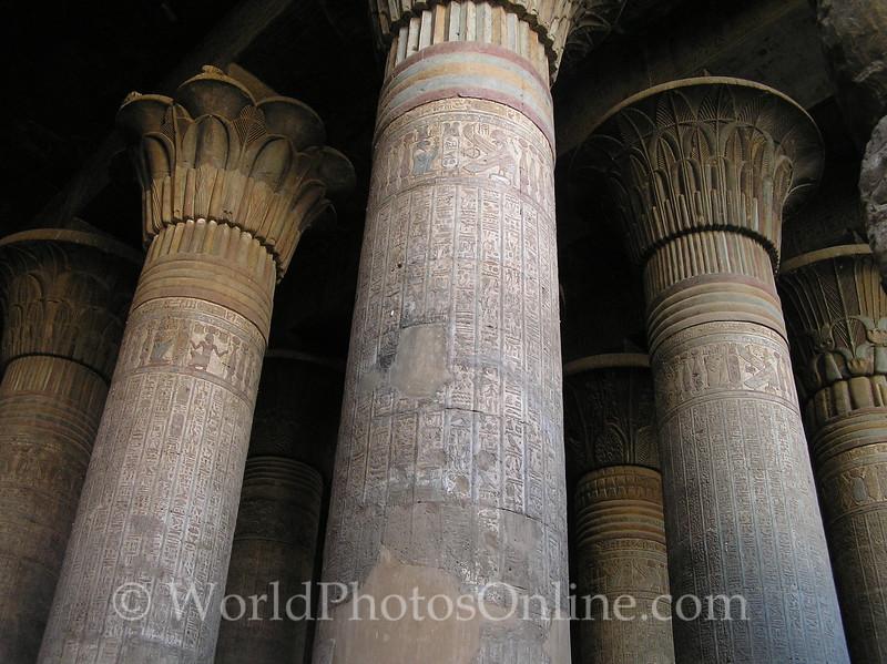 Esna - Khnum Temple - Hypostyle Hall 2