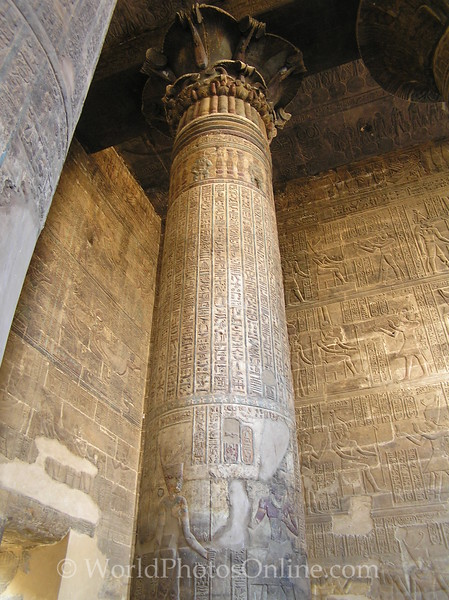 Esna - Khnum Temple - Hypostyle Hall 1