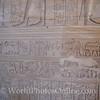 Esna - Khnum Temple - Creating babies relief