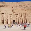 Abu Simbel - Queen Nefertari Temple