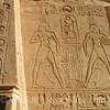 Abu Simbel - Ramses II Temple - Relief