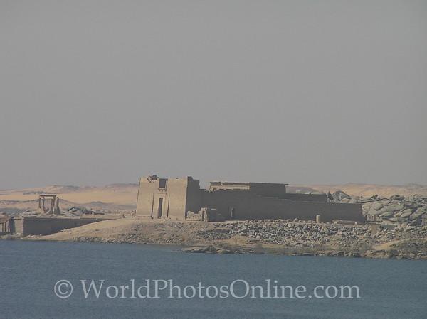 Lake Nasser - Temple of Kala