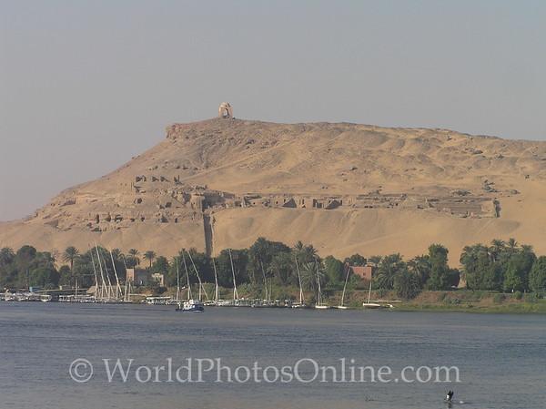 Aswan - Old Kingdom Noble Tombs