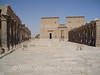 Philae Island - Temple of Isis - Outer Temple Court