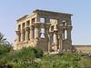 Philae Island - Trajan's Temple of Isis