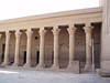 Philae Island - Temple of Isis - Inner Temple Courtyard