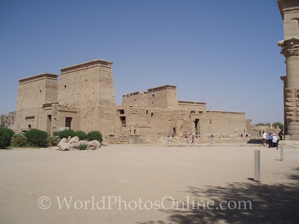 Philae Island - Temple of Isis