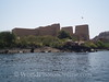 Philae Island - Temple of Isis from Nile 1