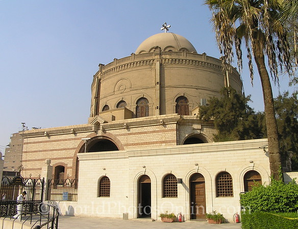 Coptic Cairo – Church of St. Sergius