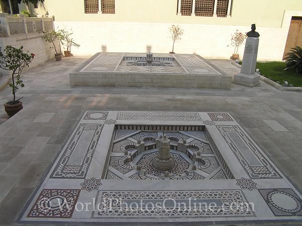 Coptic Cairo – Coptic Museum Fountains