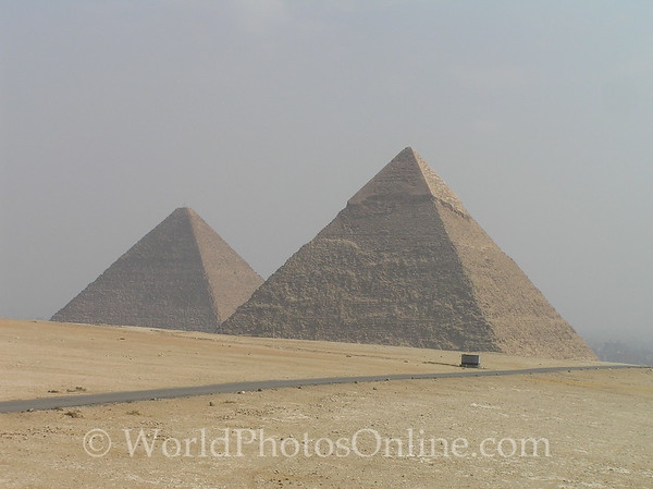Cairo - Giza - Great Pyramids