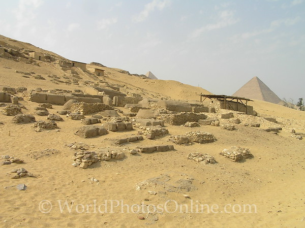 Giza - Workman Tomb 2