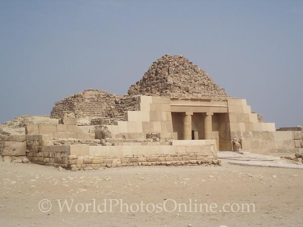 Cairo - Giza - Tomb of Seshemnufer IV