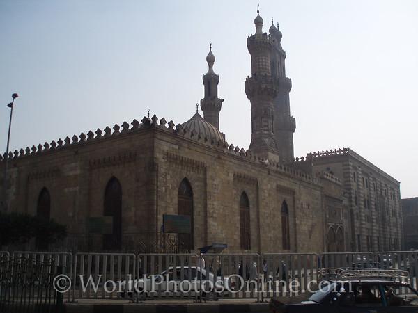 Islamic Cairo - Al-Azhar Mosque