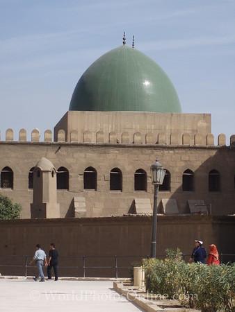 Cairo - Citadel - Mosque of An-Nasir Mohammed