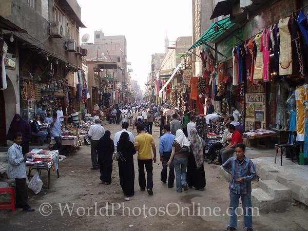 Cairo - Khan al-Khalili Bazaar 2