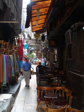 Cairo - Khan al-Khalili Bazaar 1