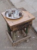 Islamic Cairo – Coffee Table on street