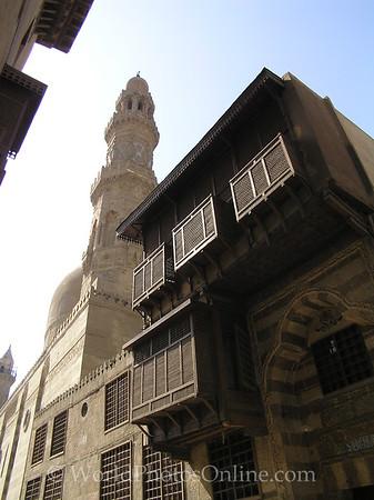 Islamic Cario - Madrasa and Mausoleum of Sultan al-Zahir Barquq 1