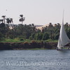 Nile River - Felucca sailing