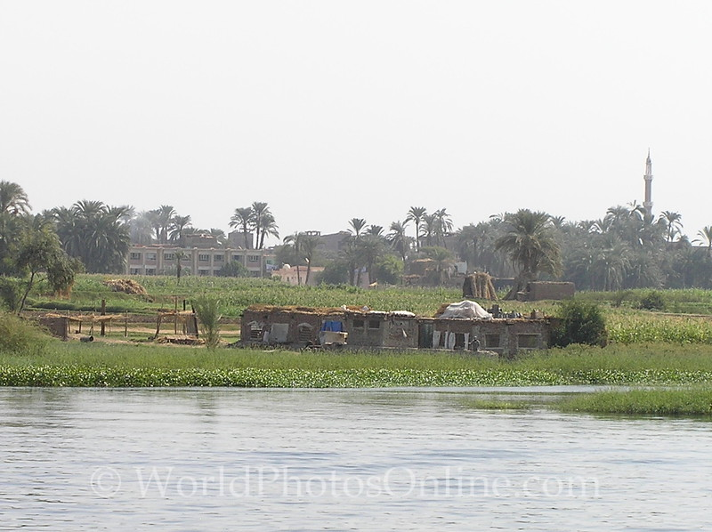 Nile River - Living on the Nile 1