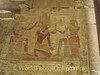 Abydos - Relief of Seti I receiving Crowns of Egypt