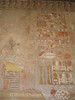 Luxor - Temple of Hatshepsut - Anubis Chapel - Relief of Offerings