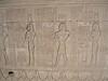 Dendara - Temple of Hathor - Exterior Reliefs of Offerings