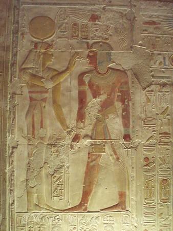 Hieroglyphs & Reliefs