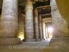 Abydos - Temple of Osiris - Close-up of interior columns