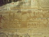 Abydos - Temple of Osiris - Wall Relief of Amun's Solar Boat